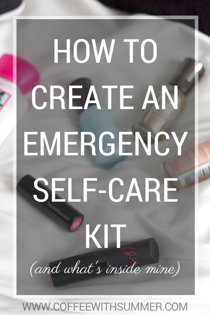 How To Create Bohemian Chic Interiors: How To Create An Emergency Self-Care Kit