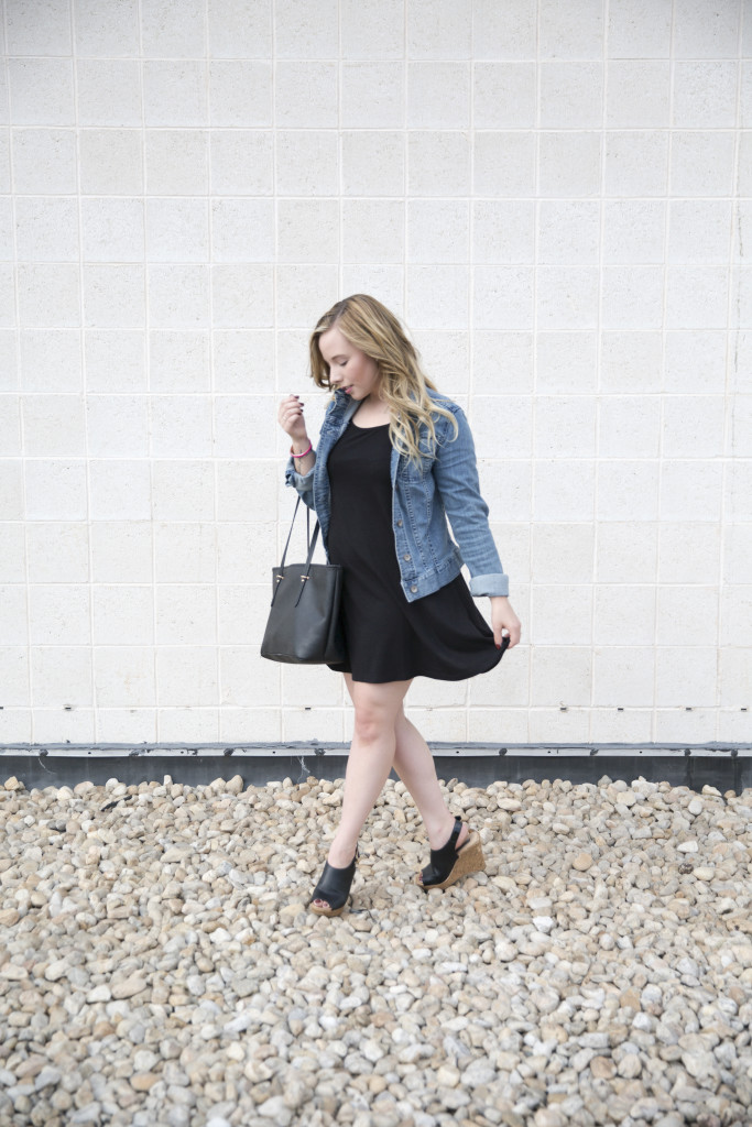 Casual Chic Black Dress | Coffee With Summer