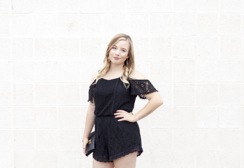 How To Wear A Romper When You're Short | Coffee With Summer