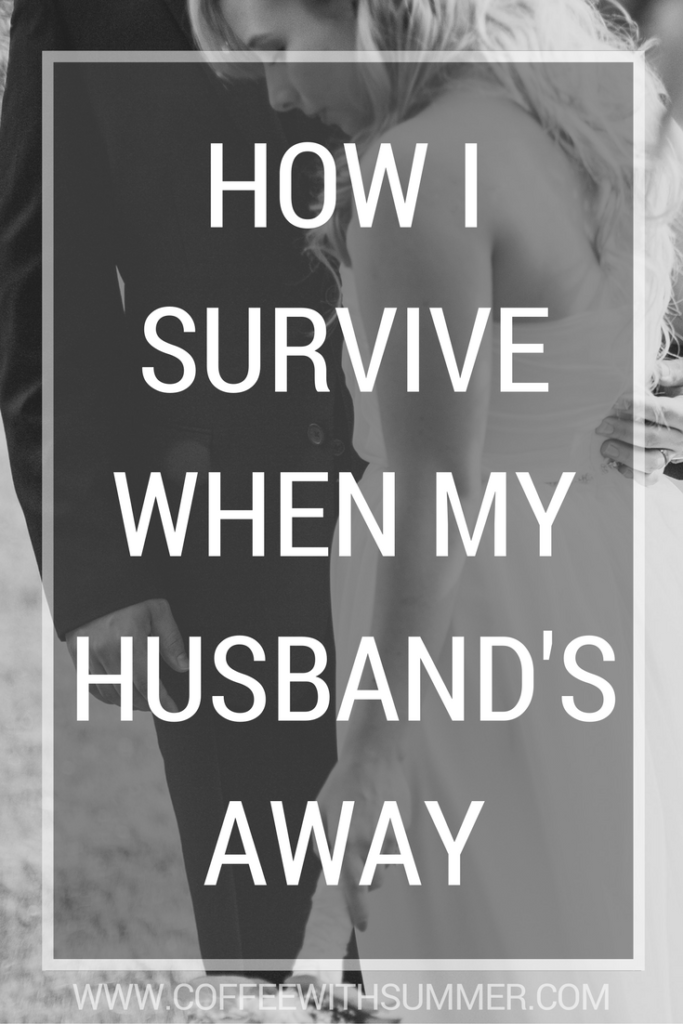 How I Survive When My Husband's Away | Coffee With Summer