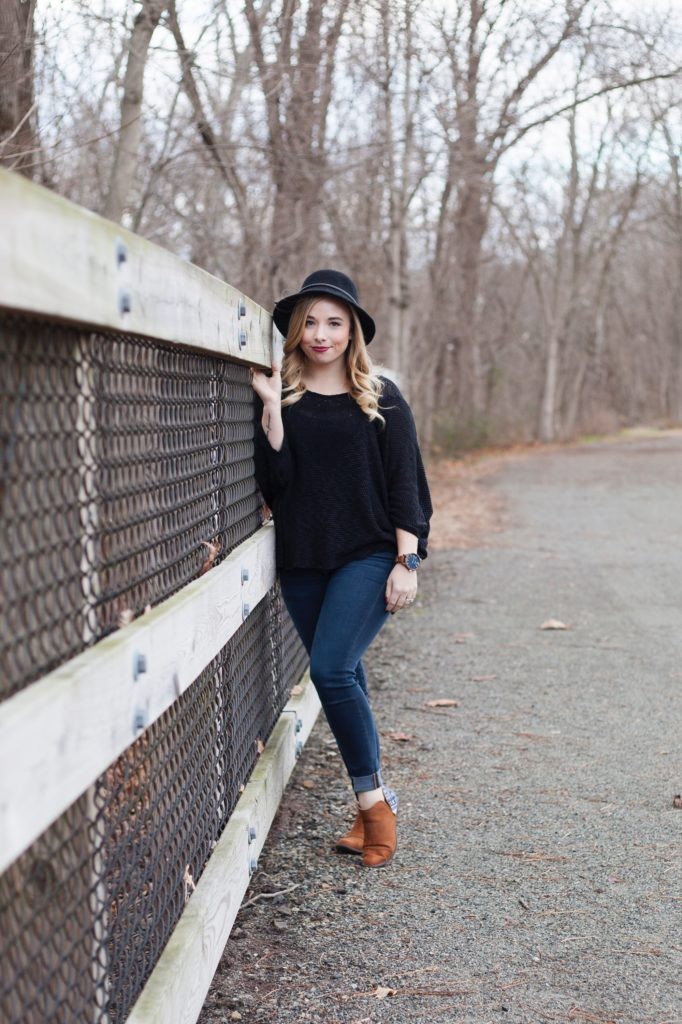 Black Hat & Wood Watch | Coffee With Summer
