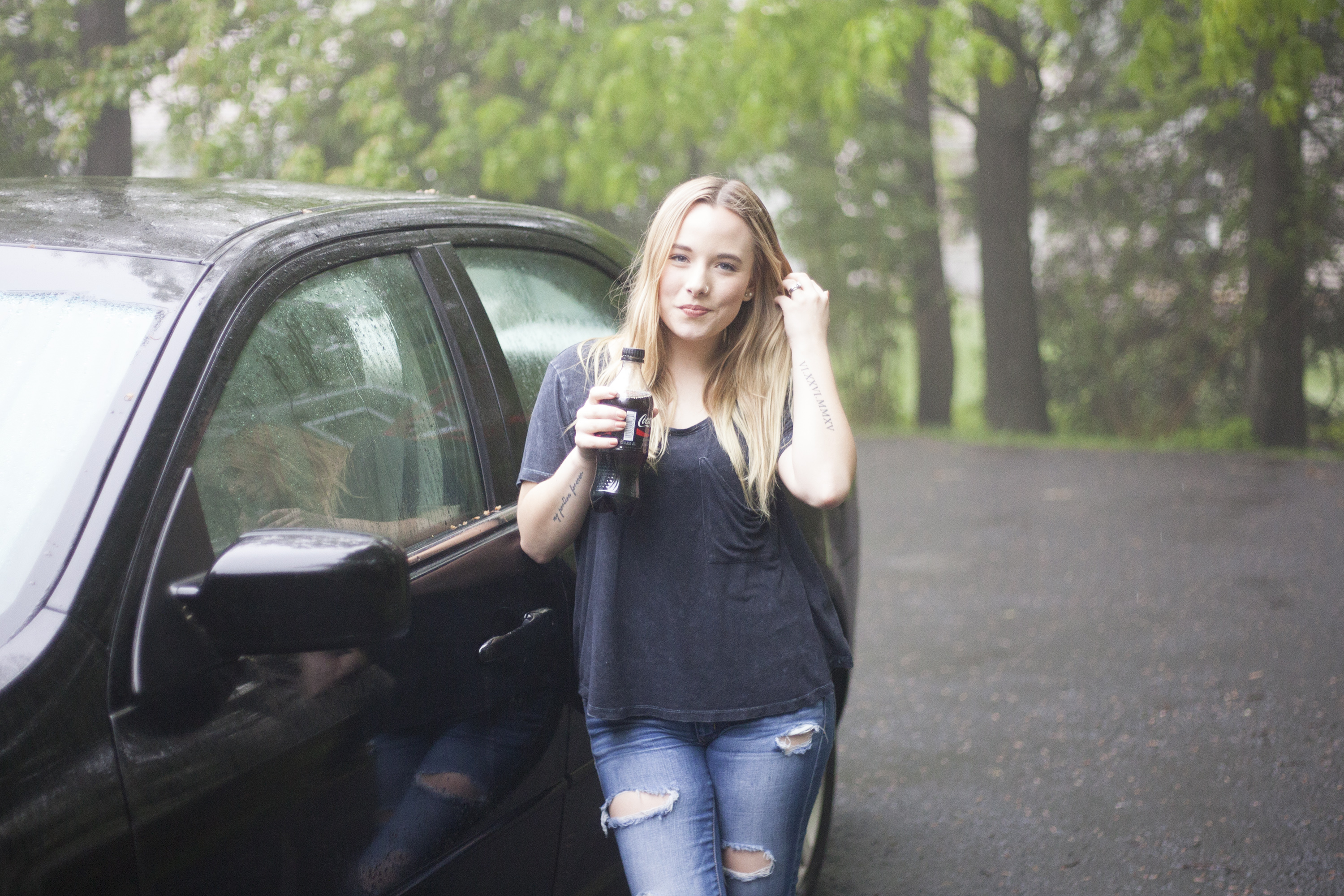 What To Bring On A Spontaneous Road Trip | Coffee With Summer