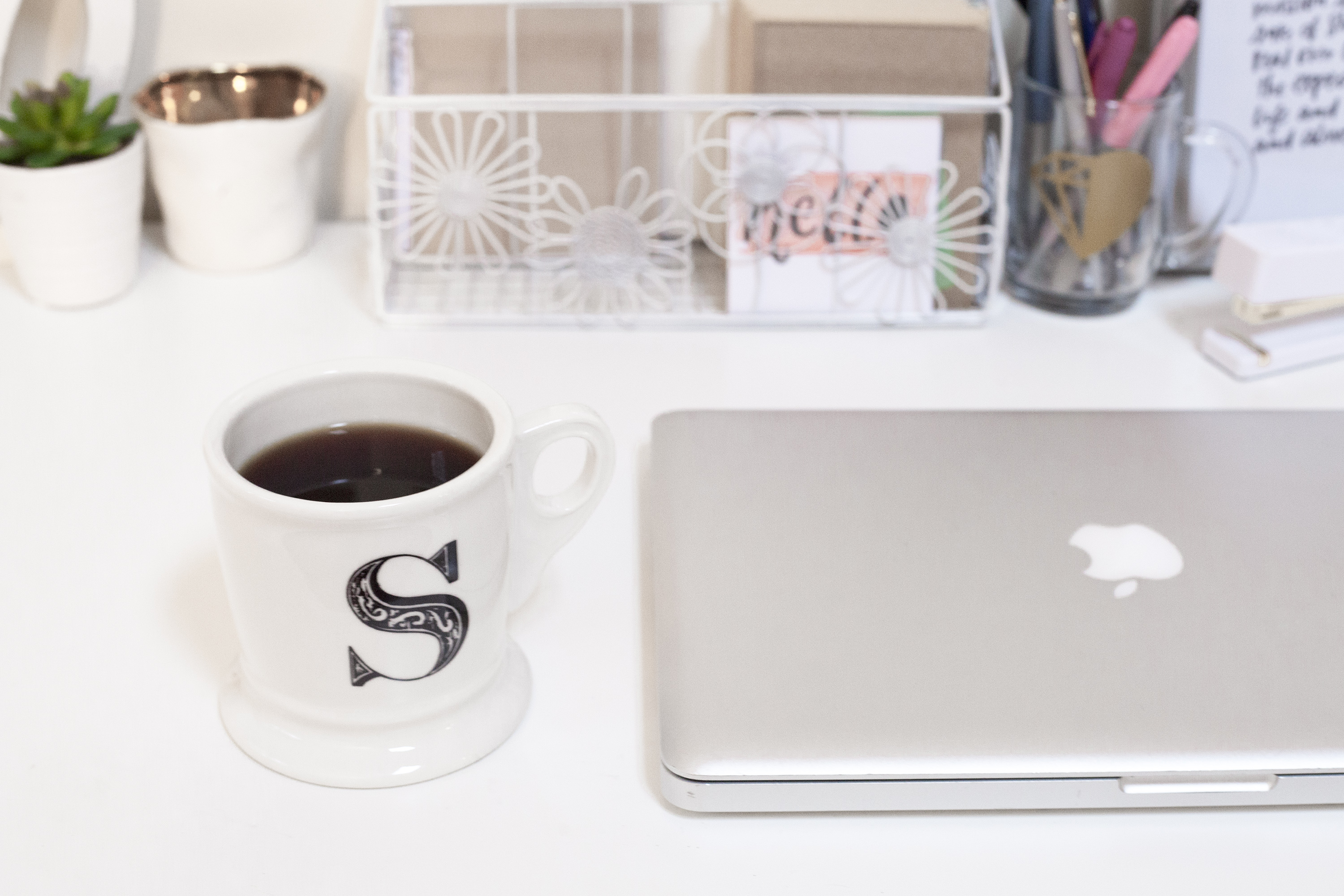 How To Overcome Blogger Envy | Coffee With Summer
