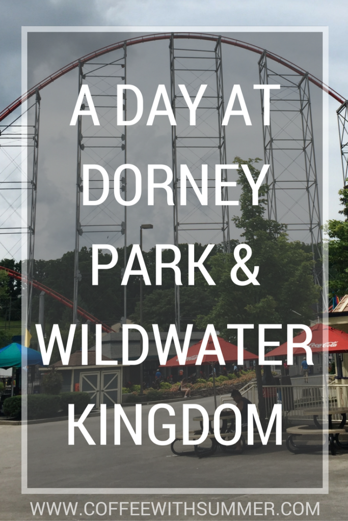 A Day At Dorney Park & Wildwater Kingdom | Coffee With Summer