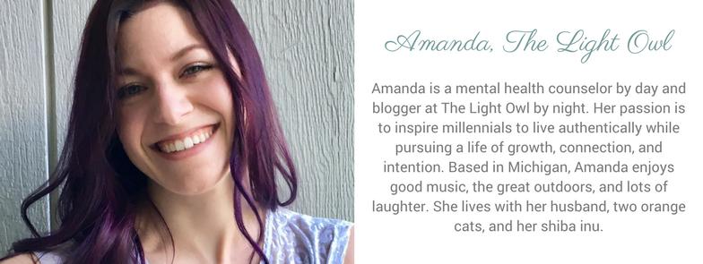 Amanda, The Light Owl