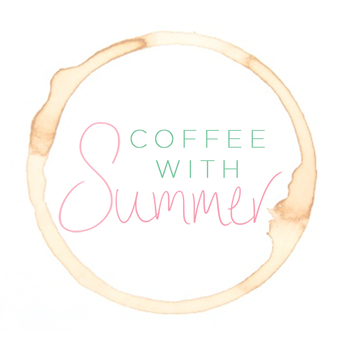 Welcome to Coffee With Summer!