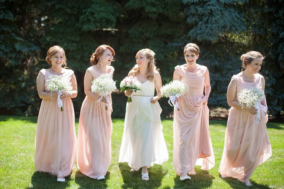 Bridesmaids | Coffee With Summer