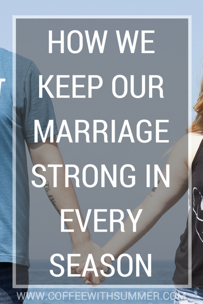 How We Keep Our Marriage Strong In Every Season | Coffee With Summer