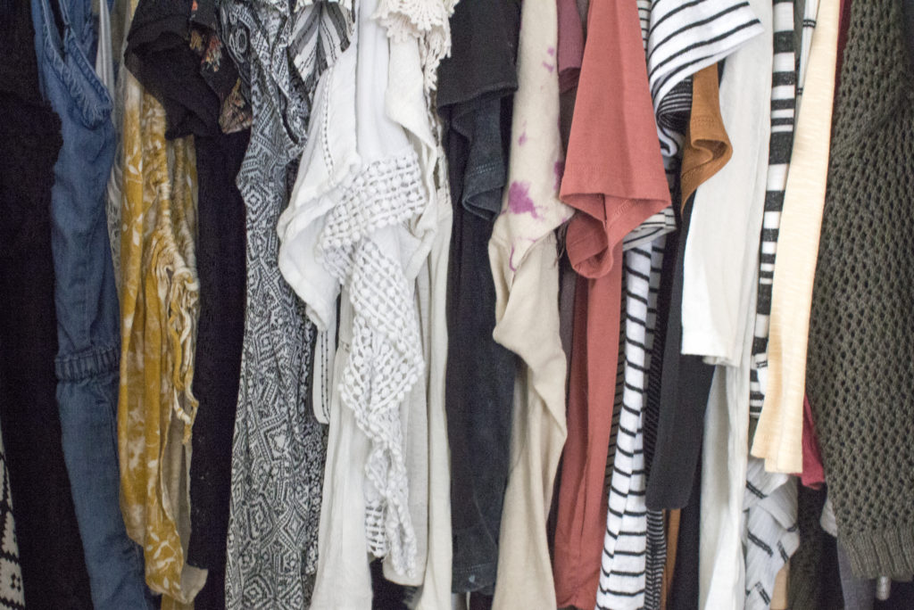 Tips For Cleaning Out Your Closet | Coffee With Summer