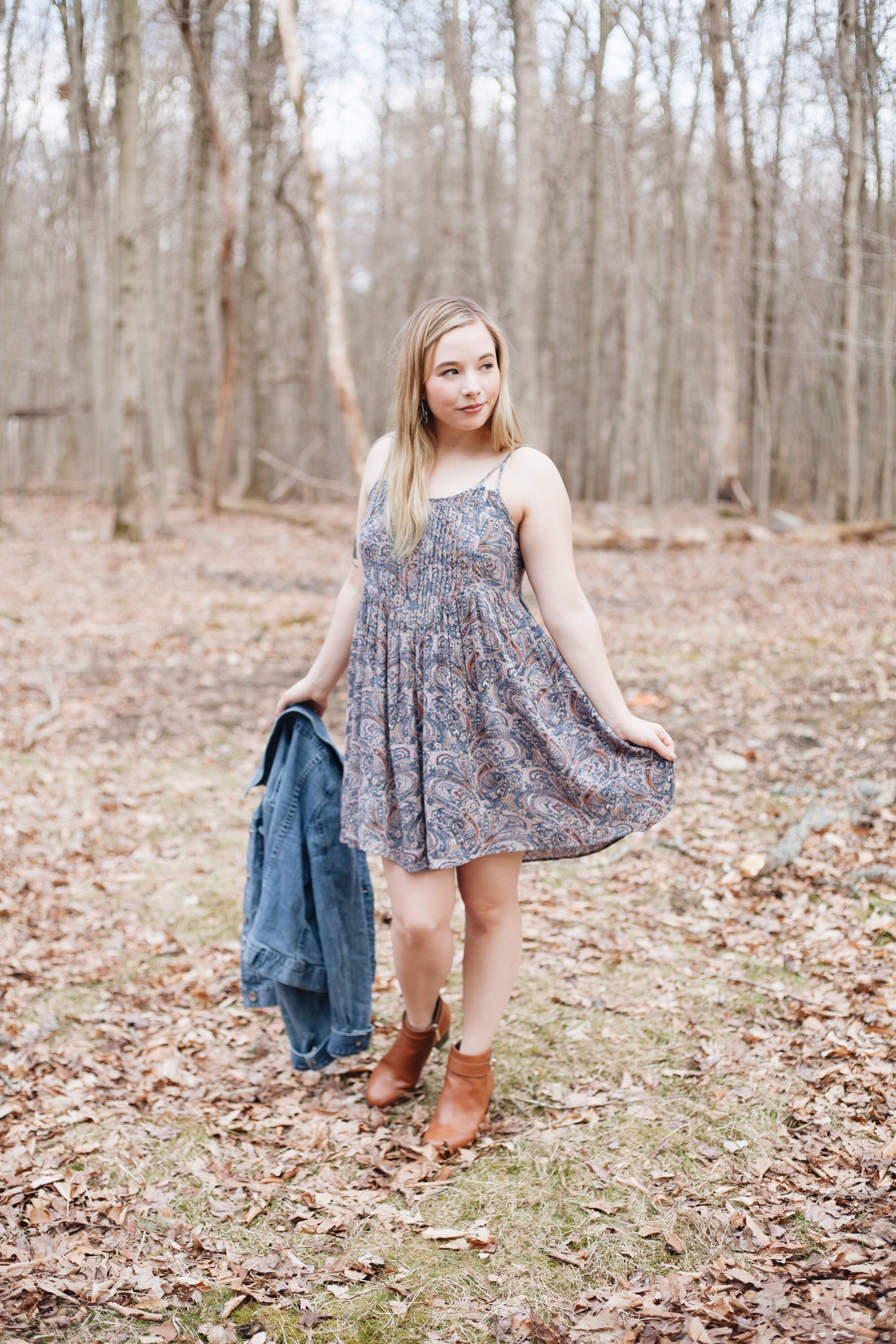 Paisley Dress | Coffee With Summer