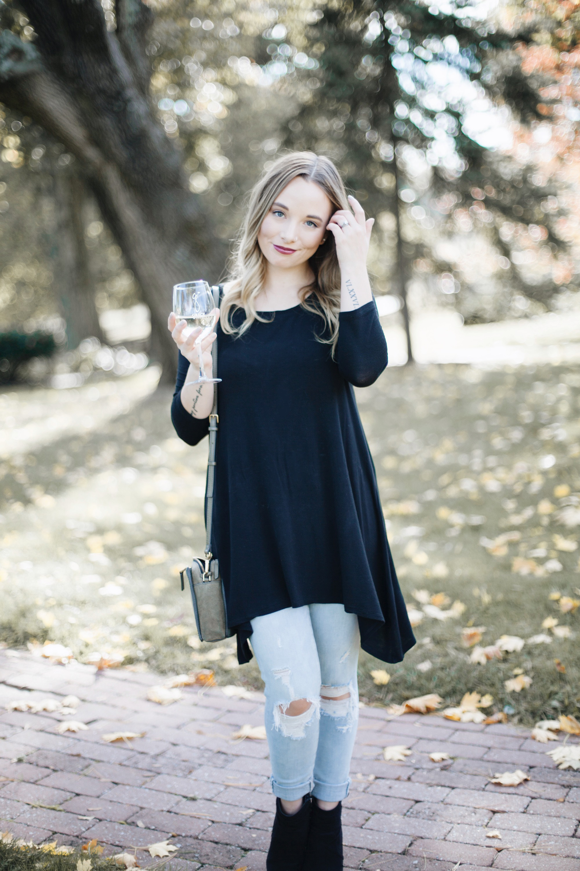 What To Wear Wine Tasting | Coffee With Summer