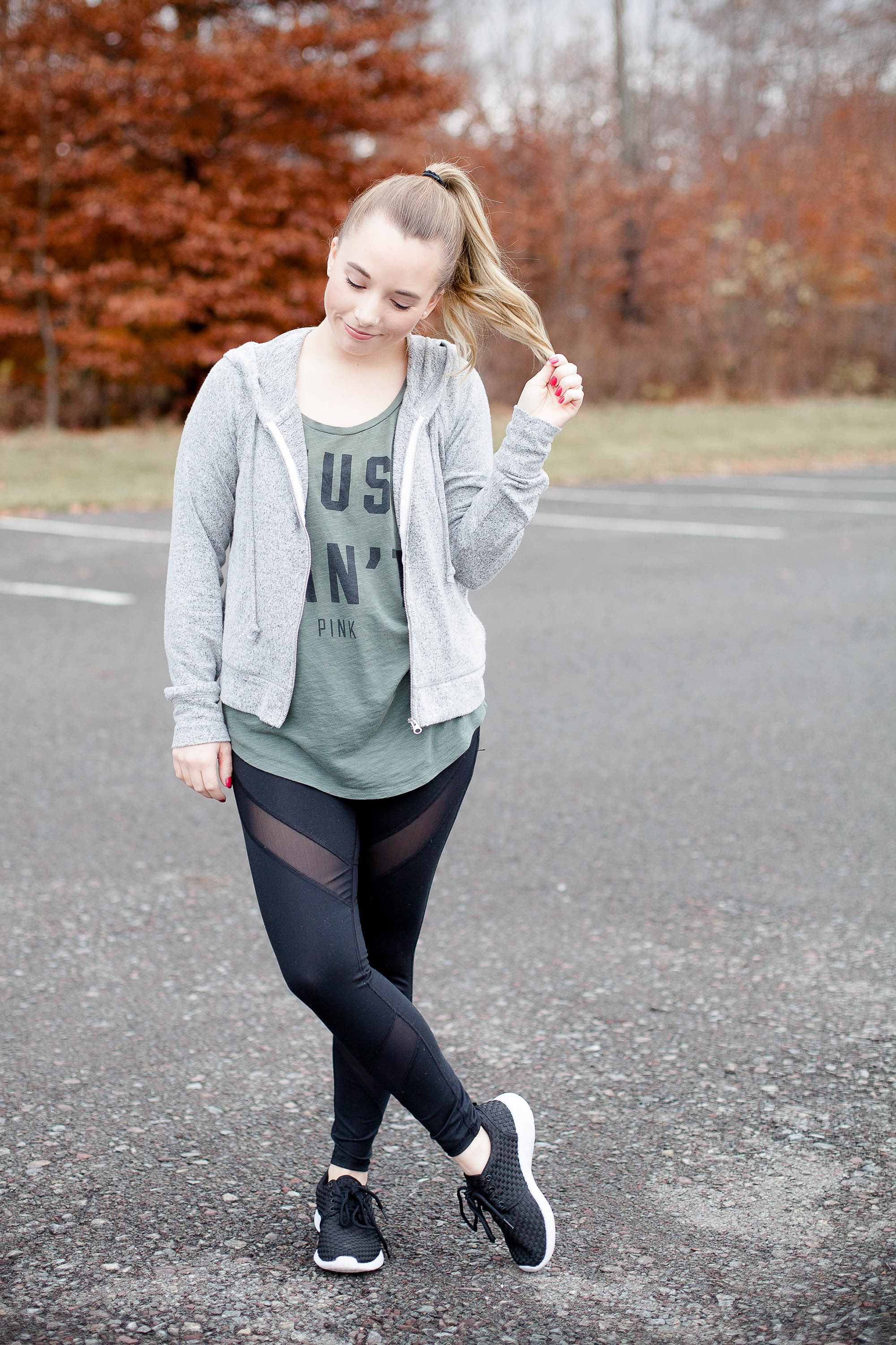 Fall Athleisure | Coffee With Summer