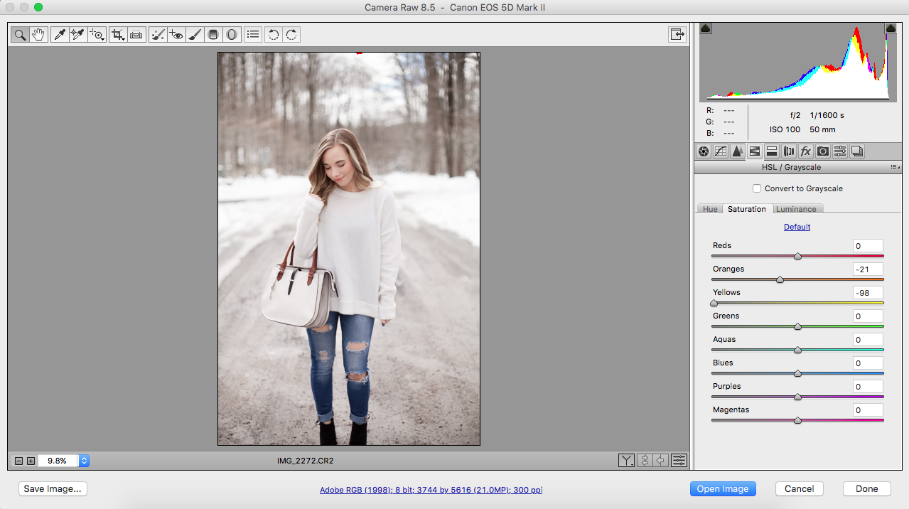 How I Edit My Photos For The Blog | Coffee With Summer