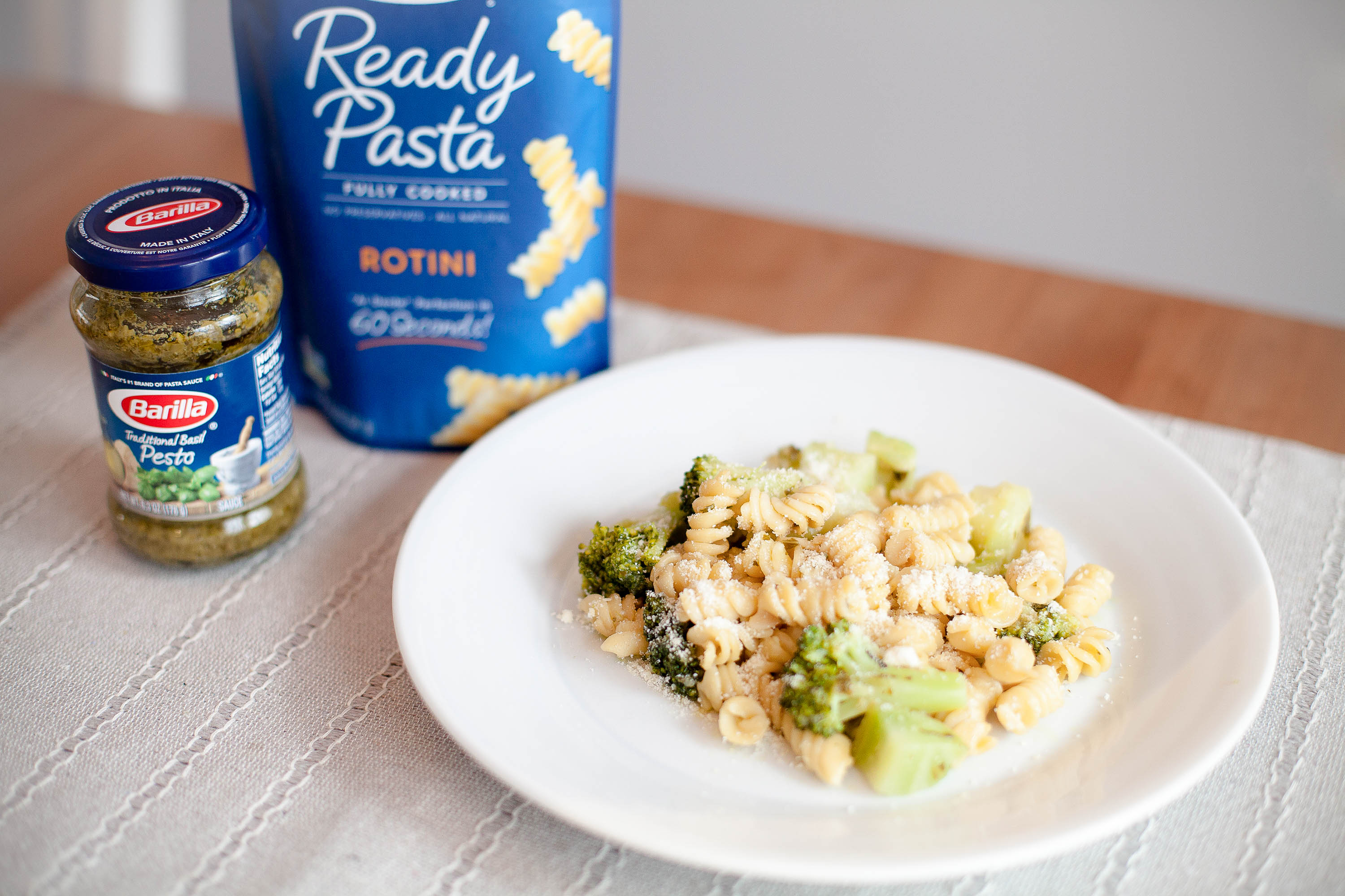 Barilla Pesto Broccoli Pasta | Coffee With Summer