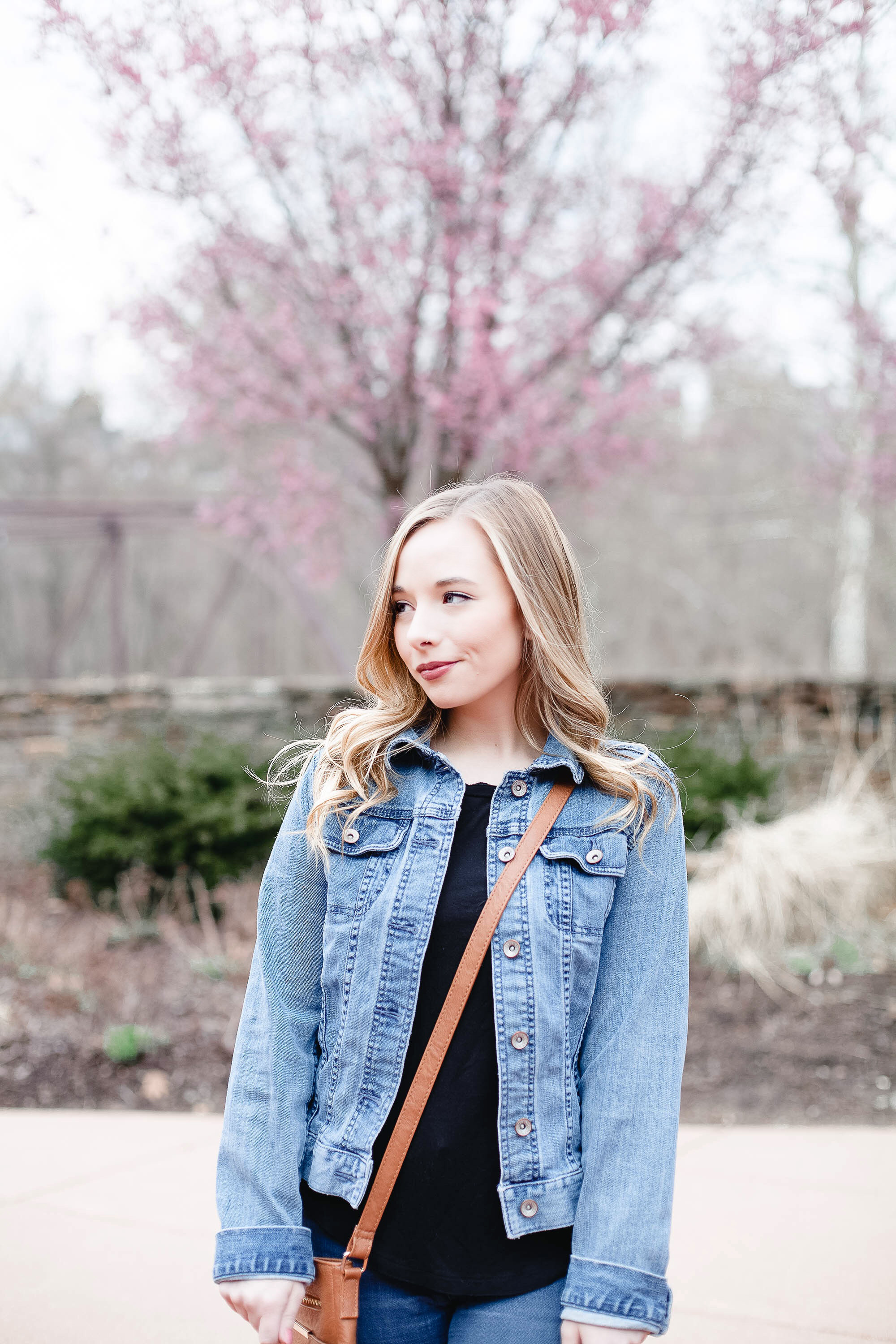 Spring Outfit - Denim Jacket | Coffee With Summer