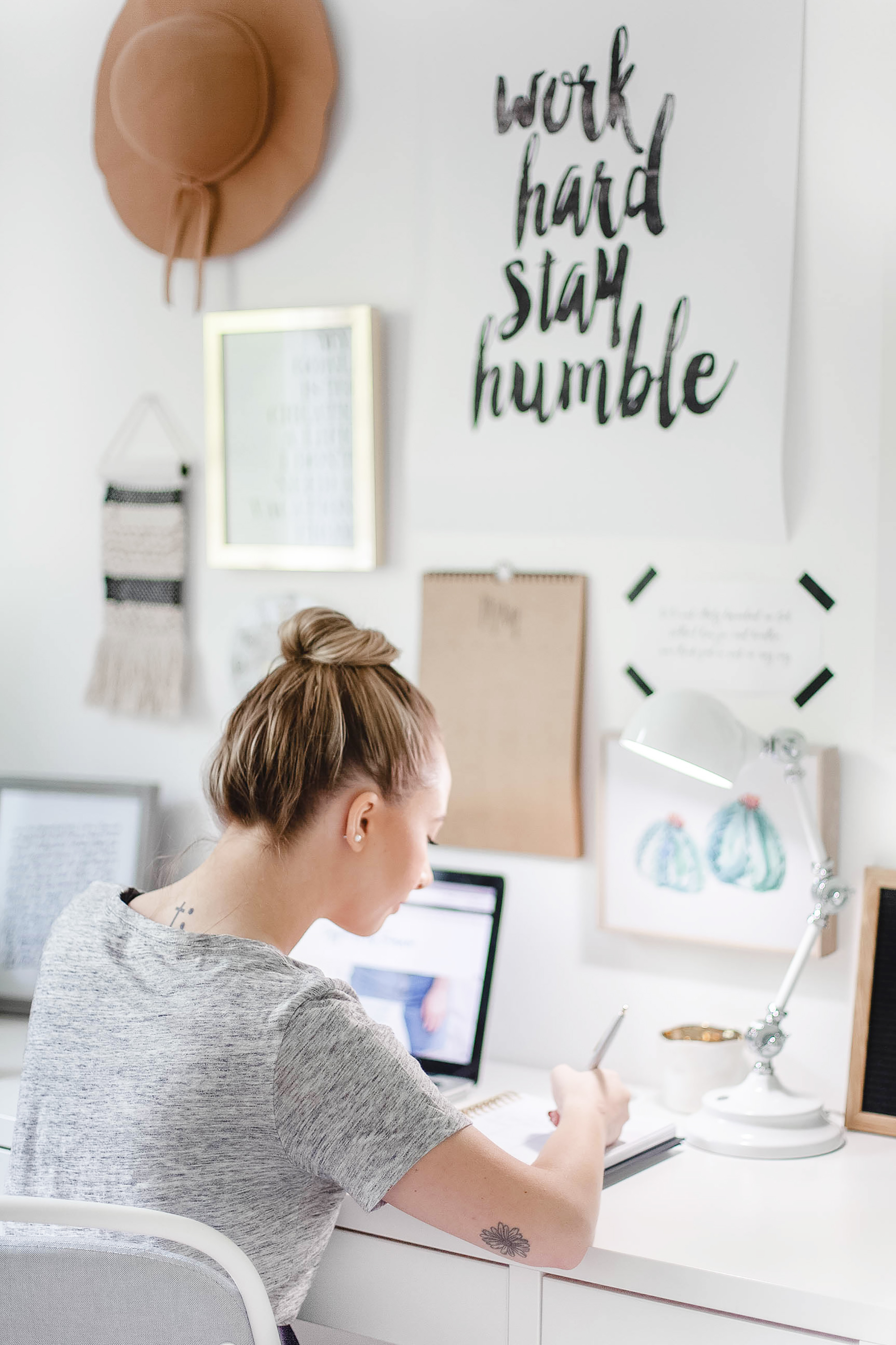 10 Ways To Stay Healthy While Working From Home | Coffee With Summer