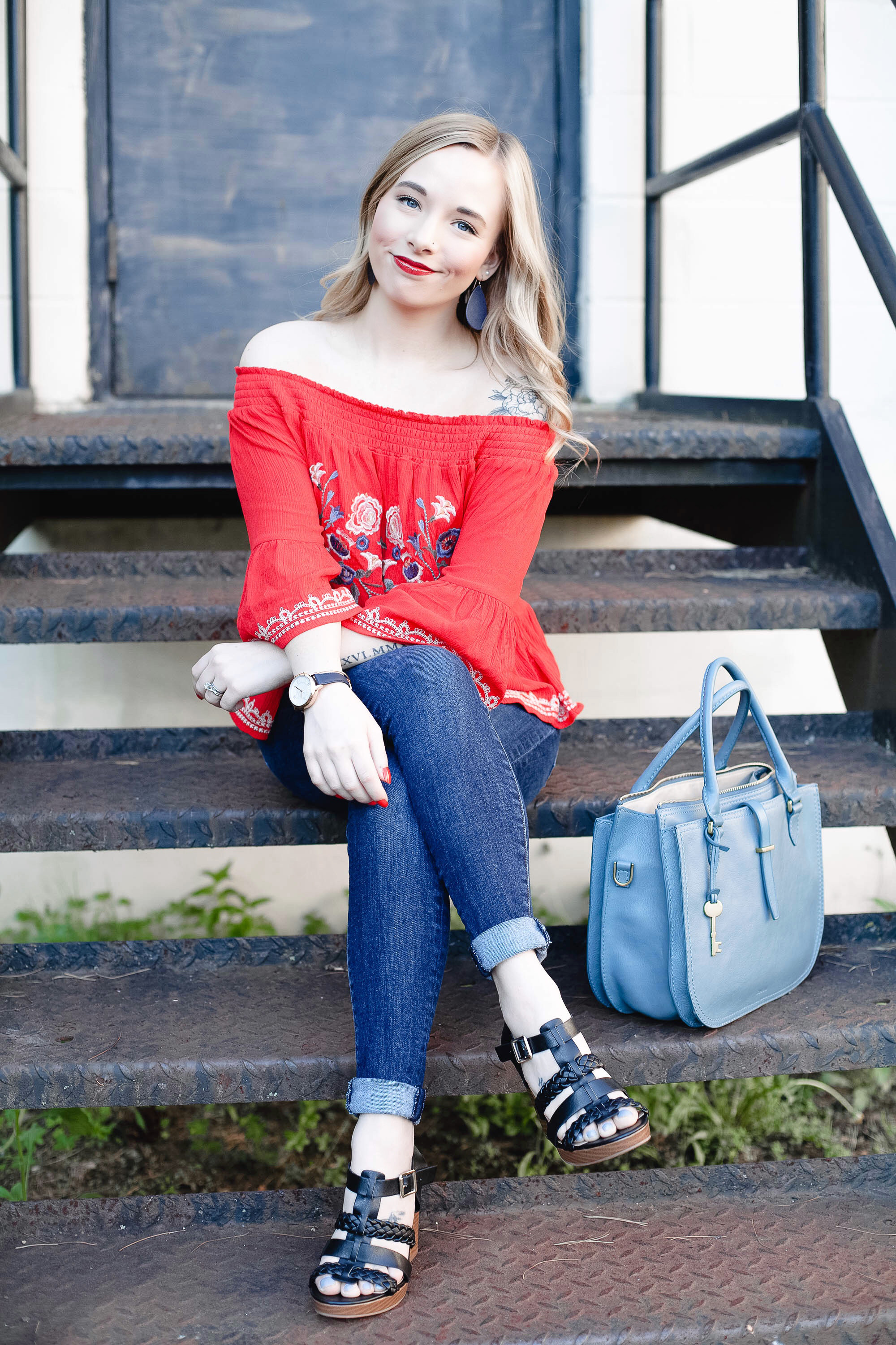 Memorial Day Weekend Outfit | Coffee With Summer
