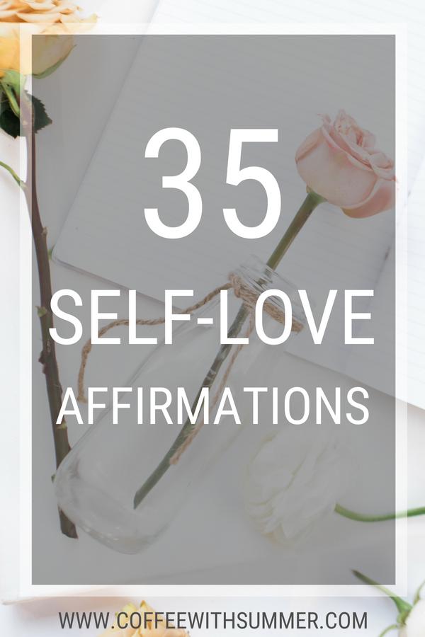 35 Self-Love Affirmations