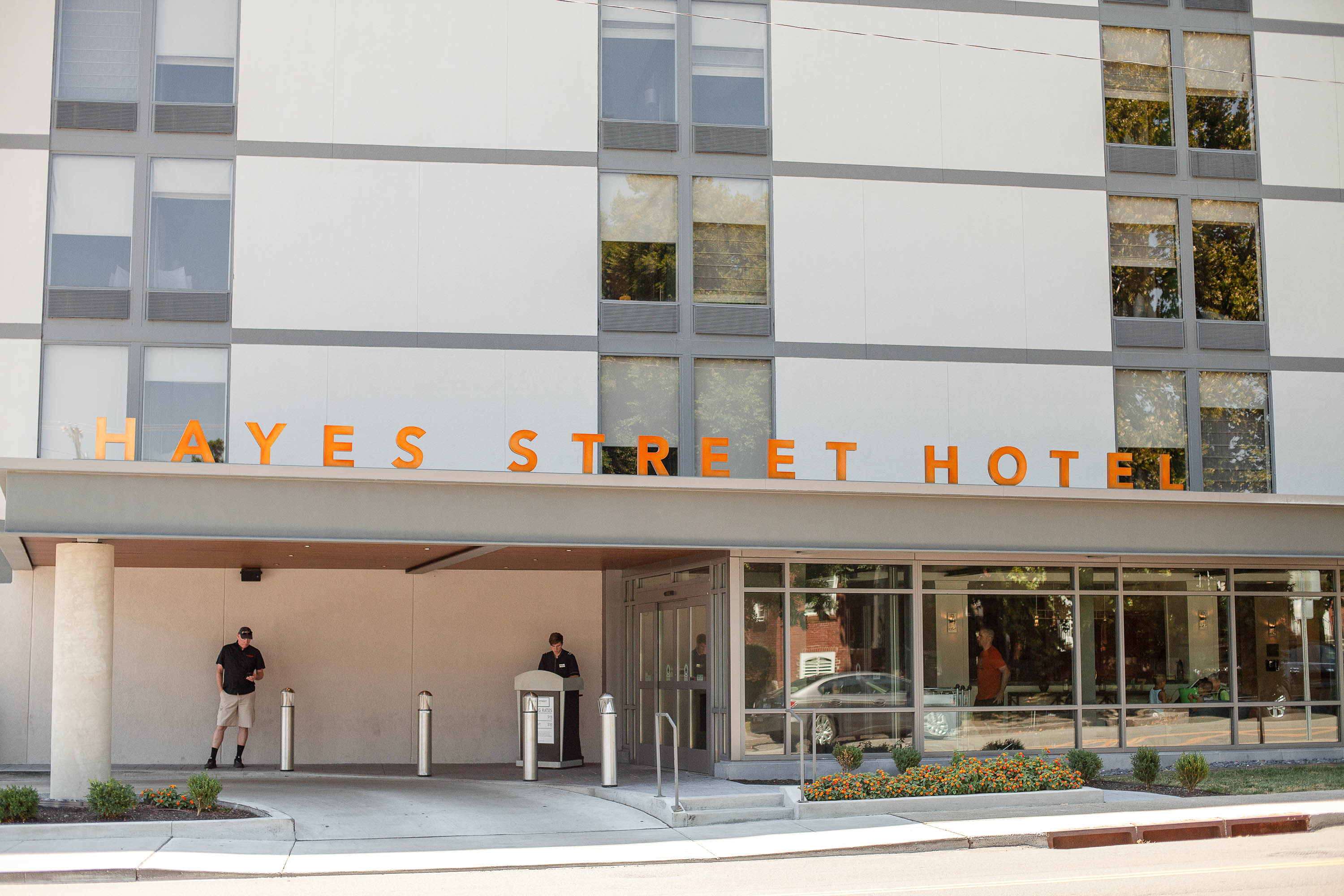 Where To Stay In Nashville | The Hayes Street Hotel