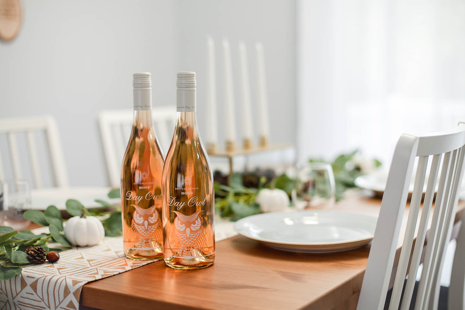 Friendsgiving With Day Owl Rosé