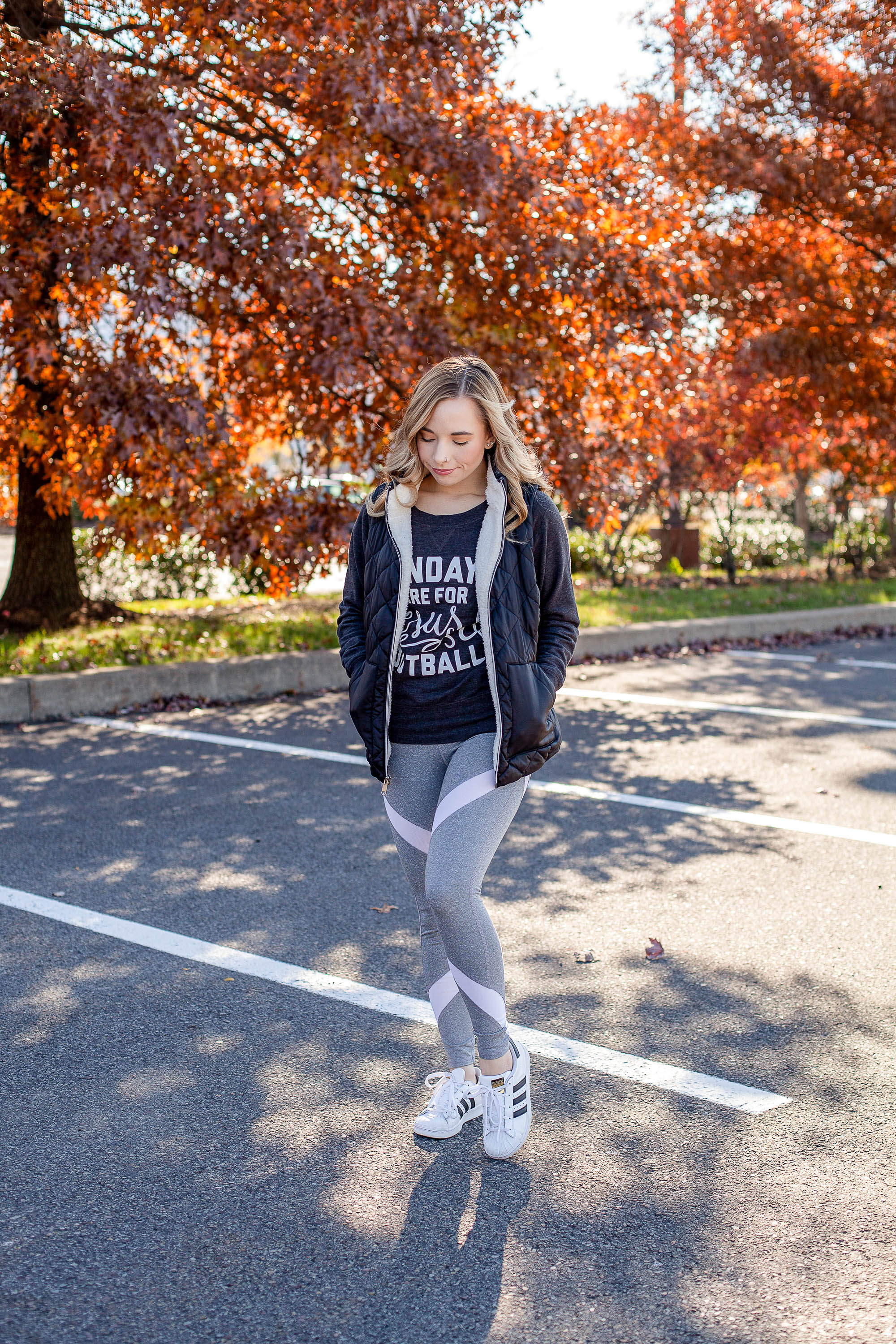 How To Wear Fall Athleisure