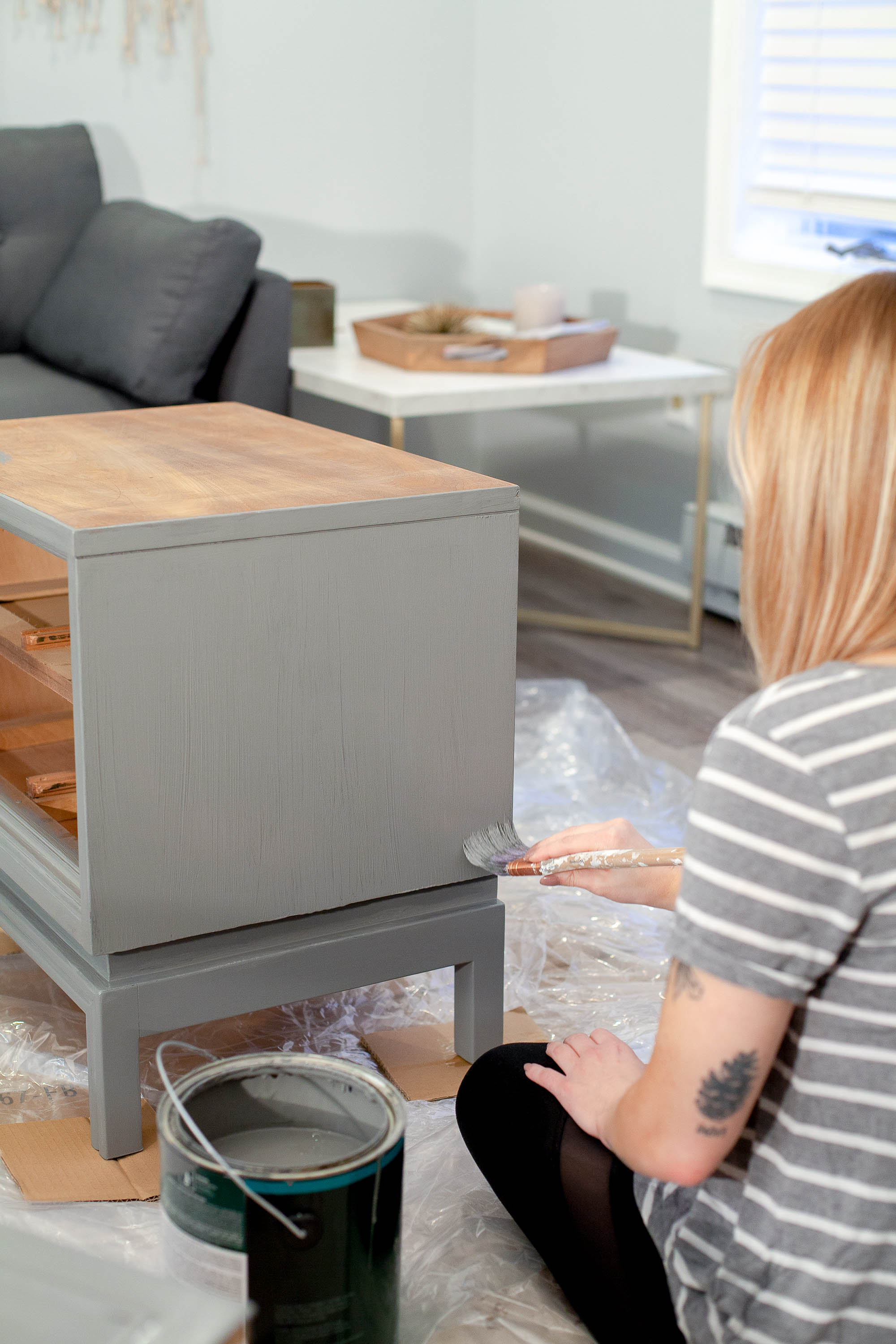 How To Repurpose An Accent Table