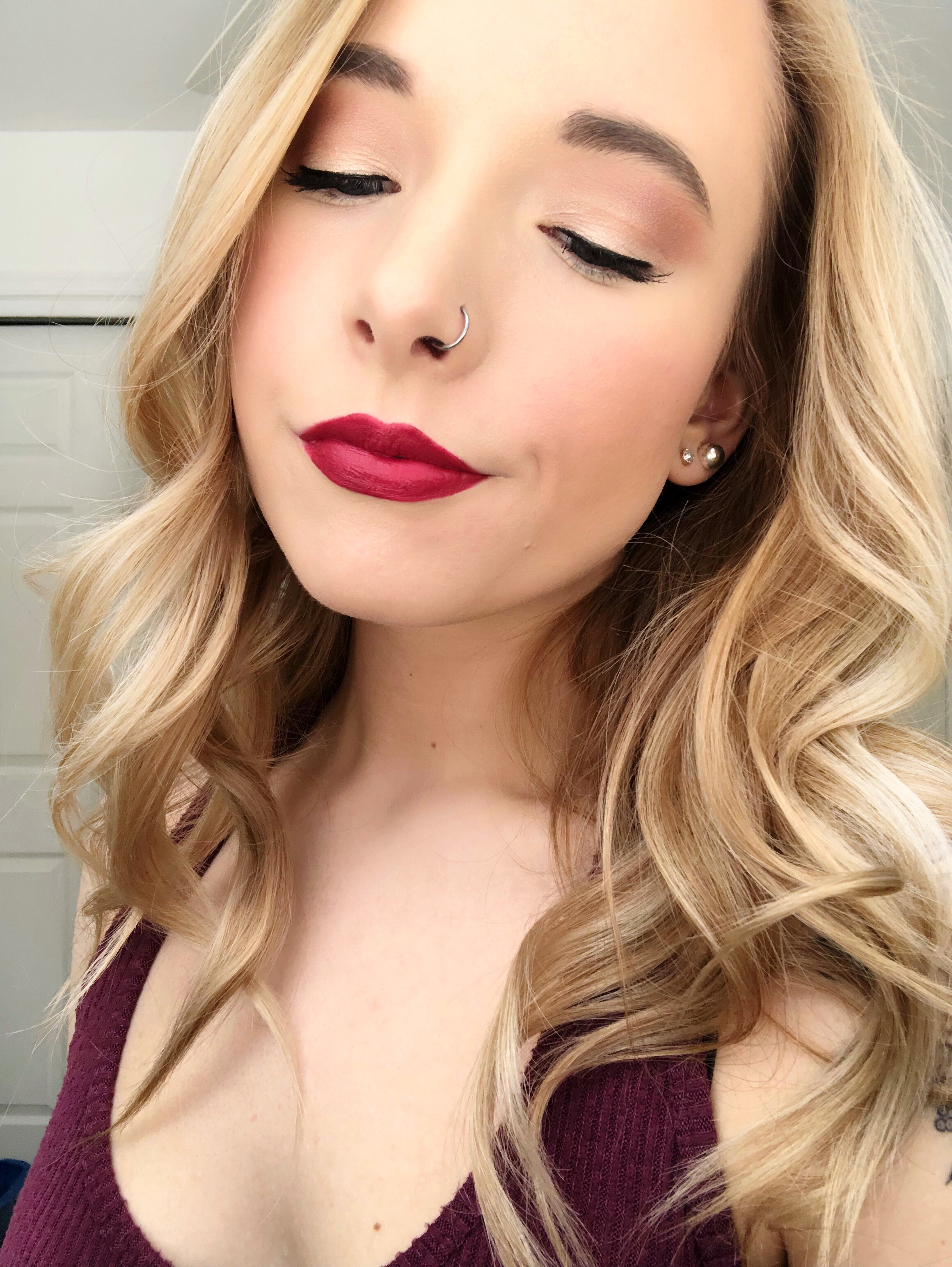 Easy Day-To-Night Spring Makeup Look