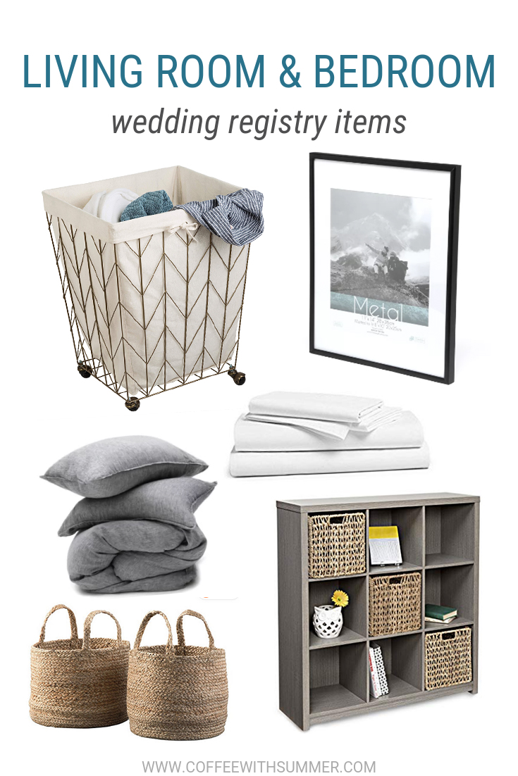 Bedroom Wedding Registry