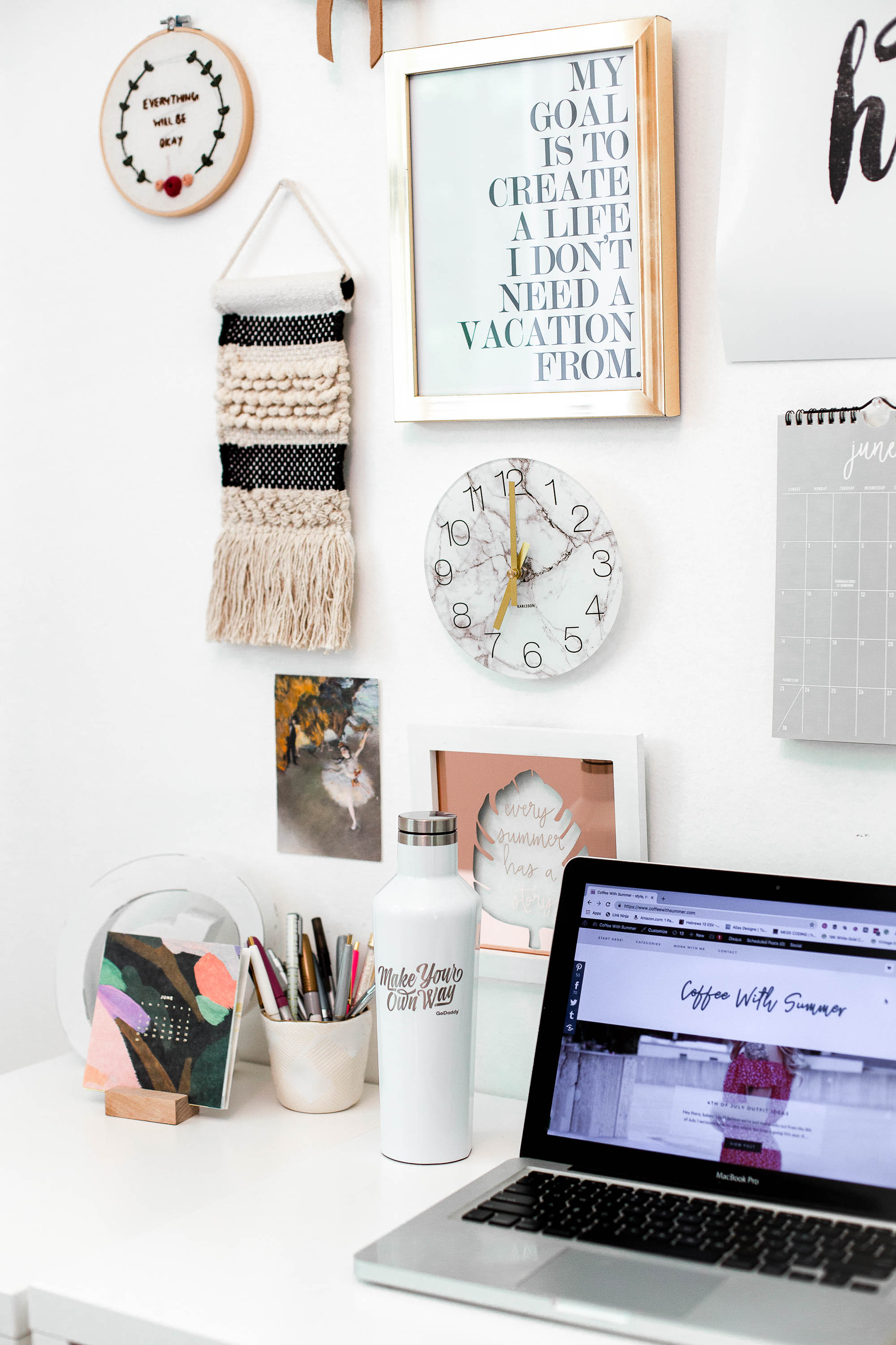 3 Lessons From A Full-Time Blogger