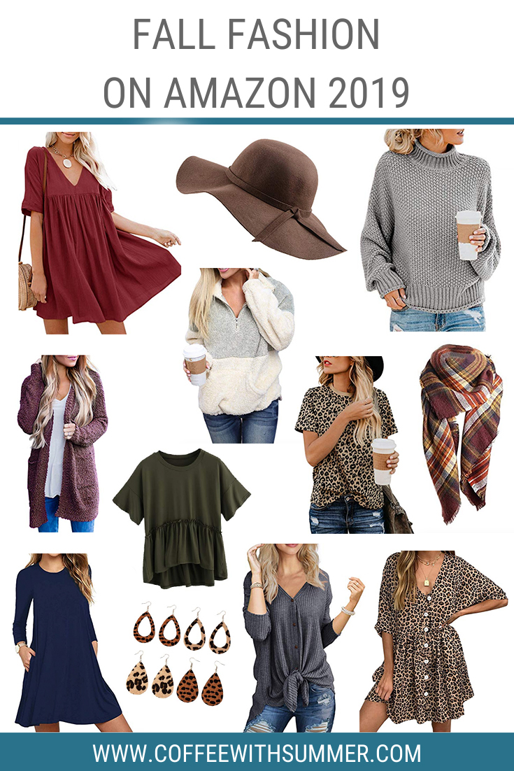 Fall Fashion Amazon 2019