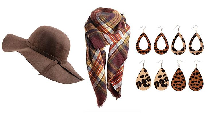 Amazon Fall Accessories For Women