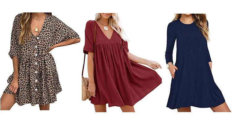 Dresses on Amazon