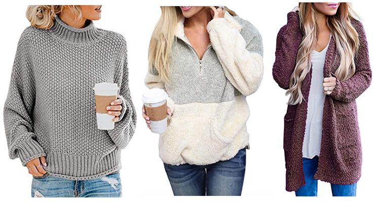Amazon Fall Fashion Sweaters For Women