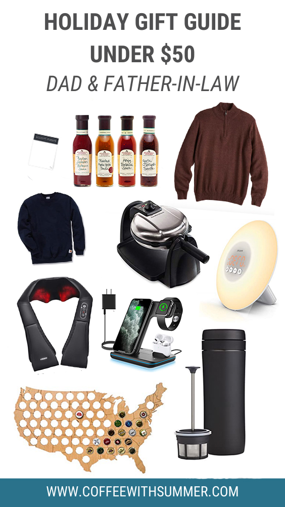 Gift Ideas For Dad $50