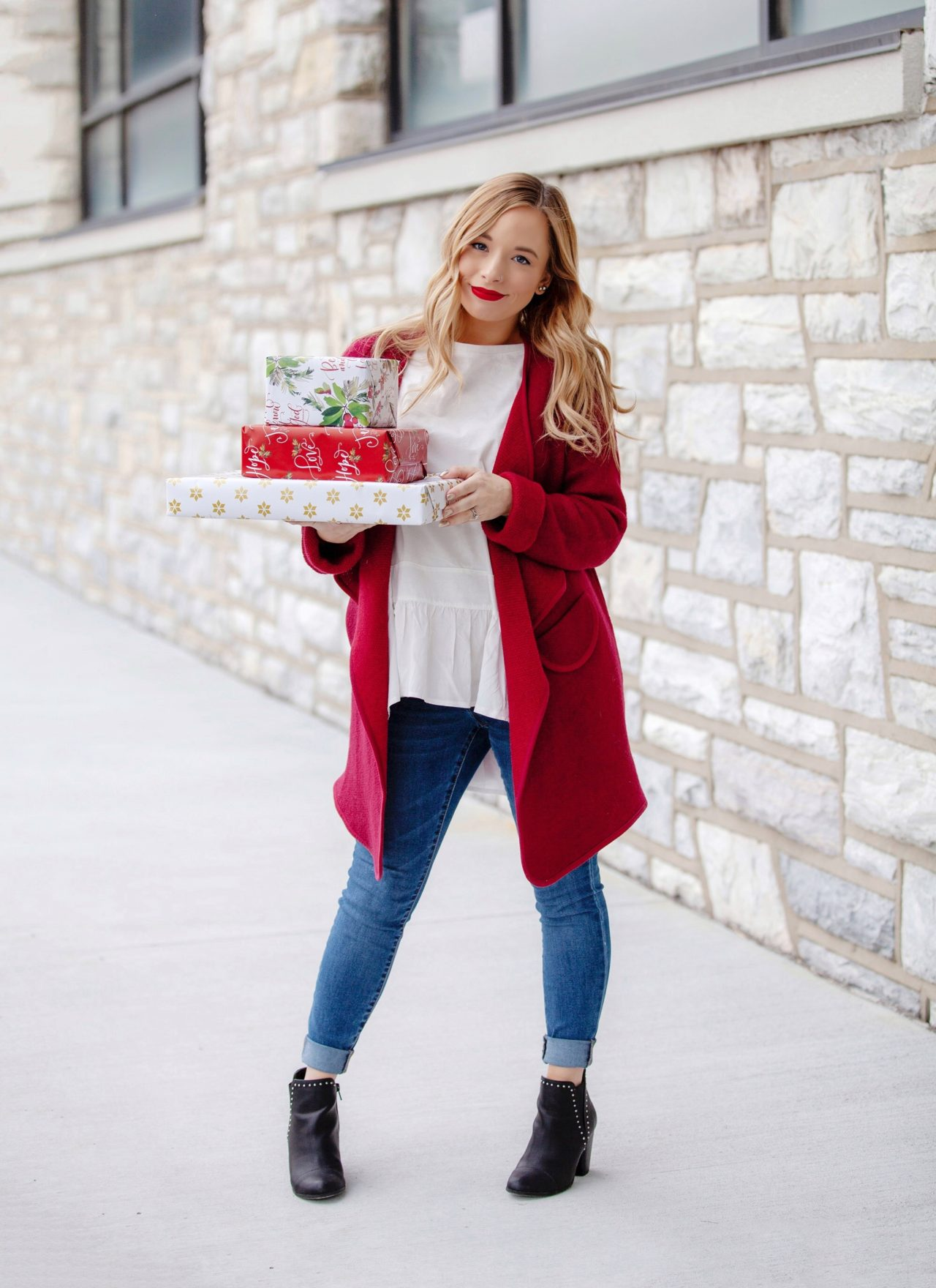 Blogger Christmas Photo