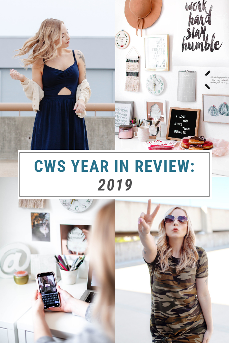 CWS Year In Review