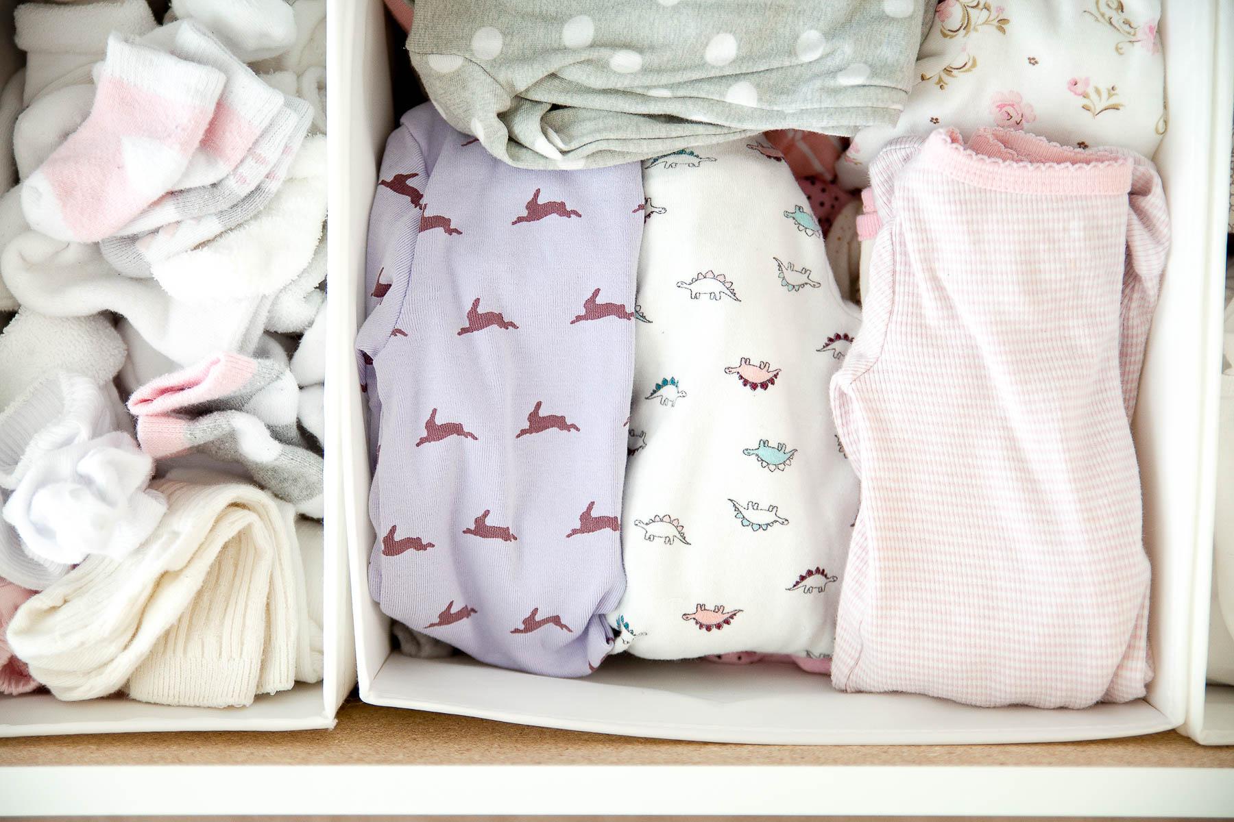 Nursery Dresser Storage