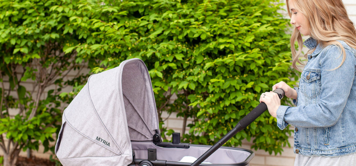 Family Time With The Summer Infant Myria Travel System