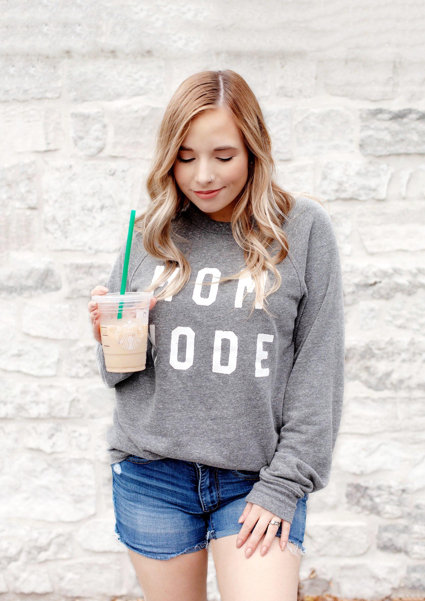 Mom Mode Sweatshirt
