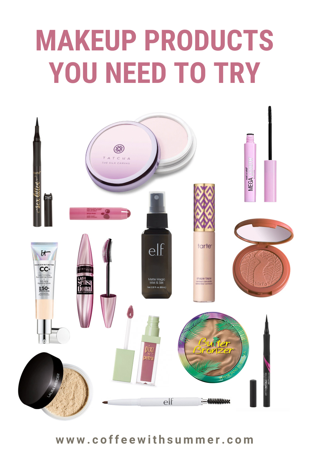 Makeup Products You Need To Try