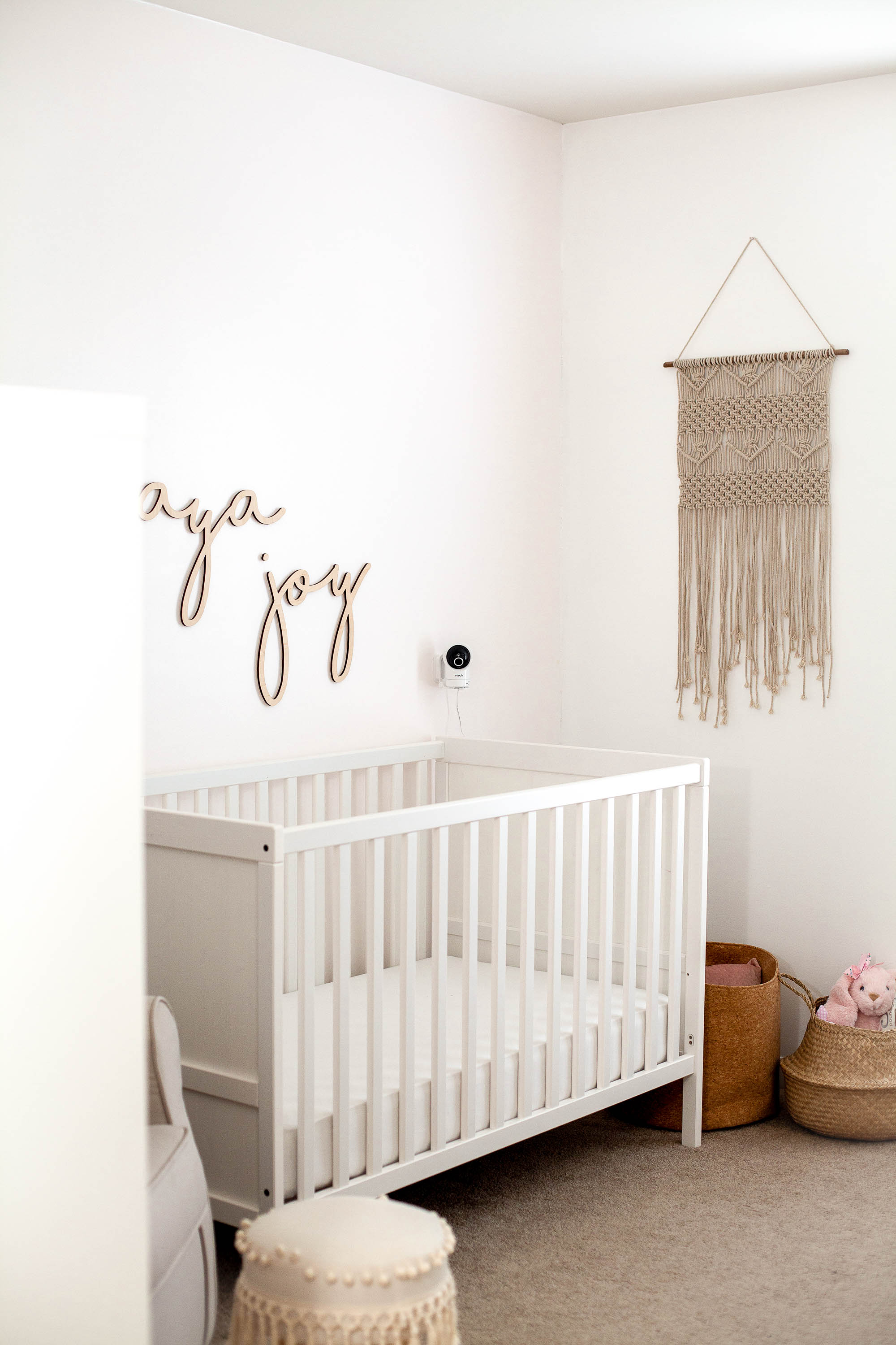 5 Nursery Essentials For First-Time Parents
