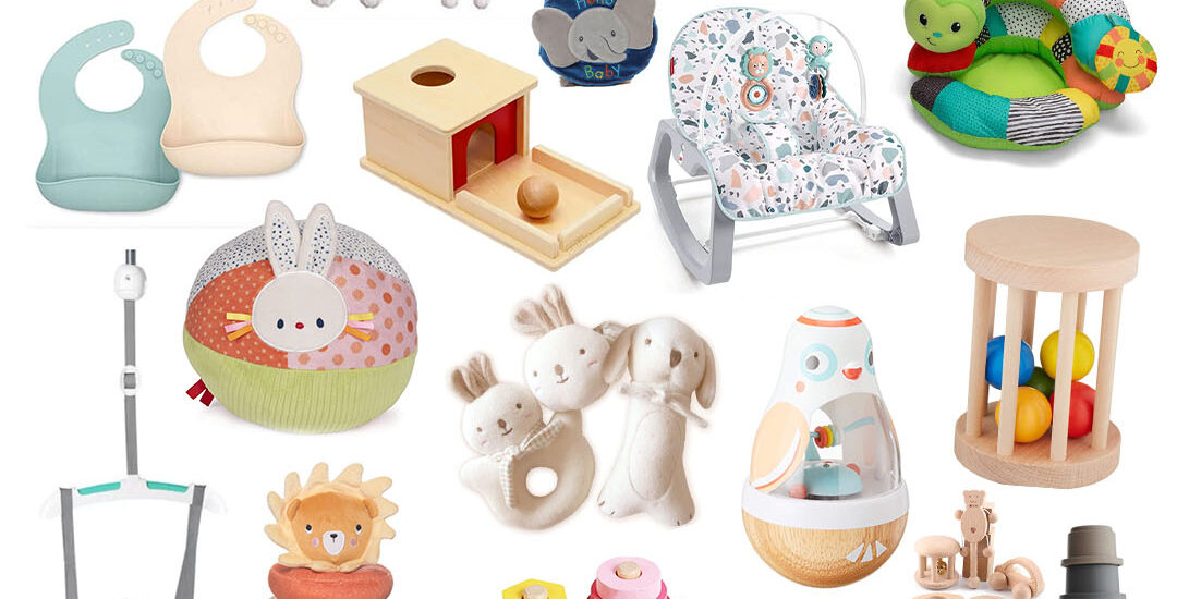 Gift Ideas For Babies 0-12 Months