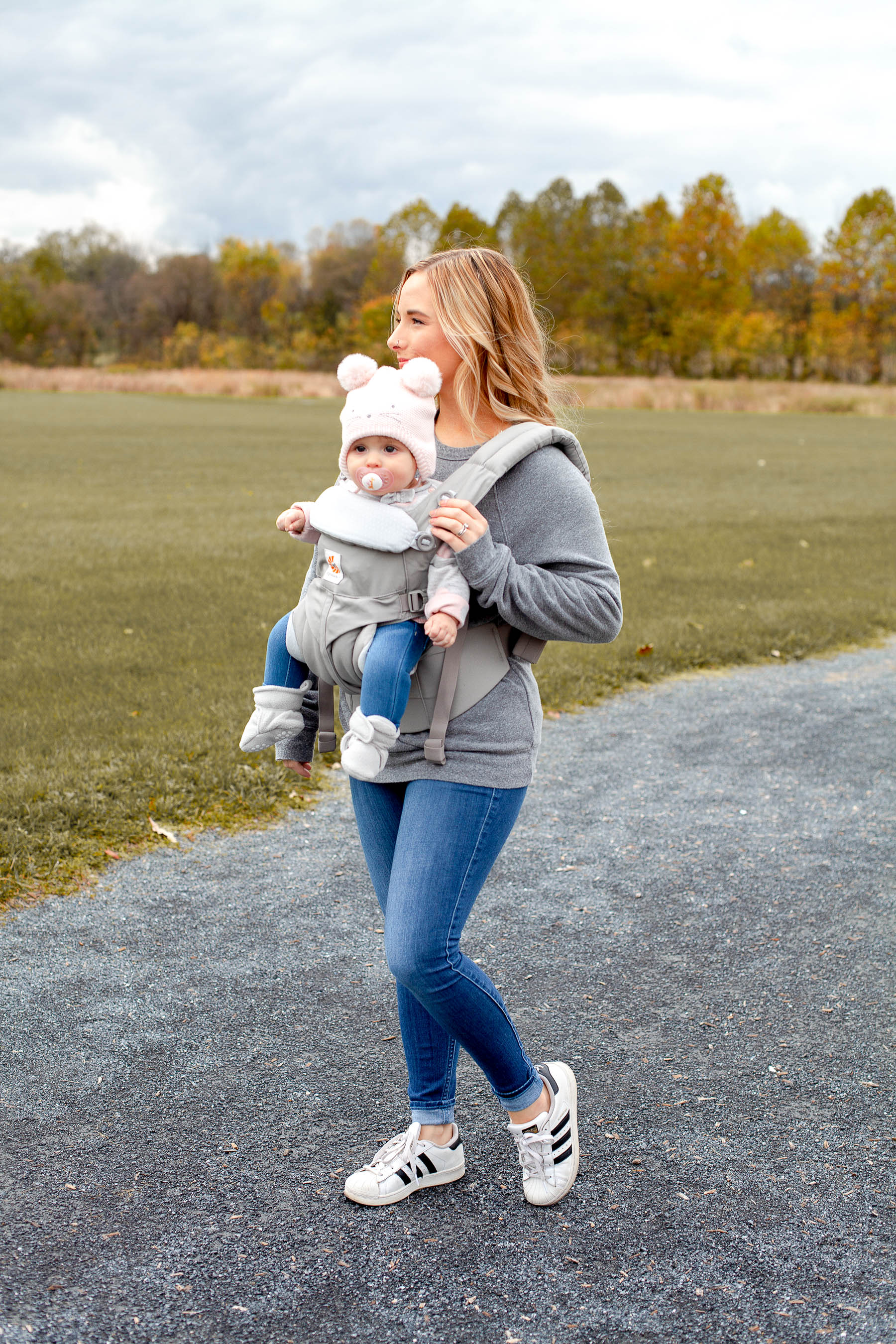 Getting Out With Ergobaby