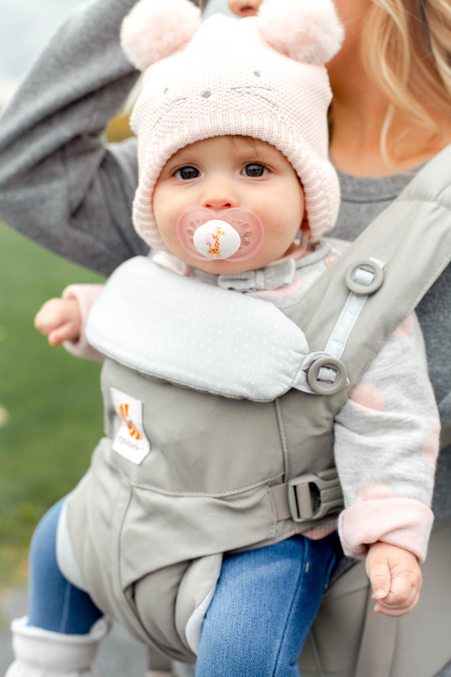 Ergo Baby Omni 360 Baby Carrier