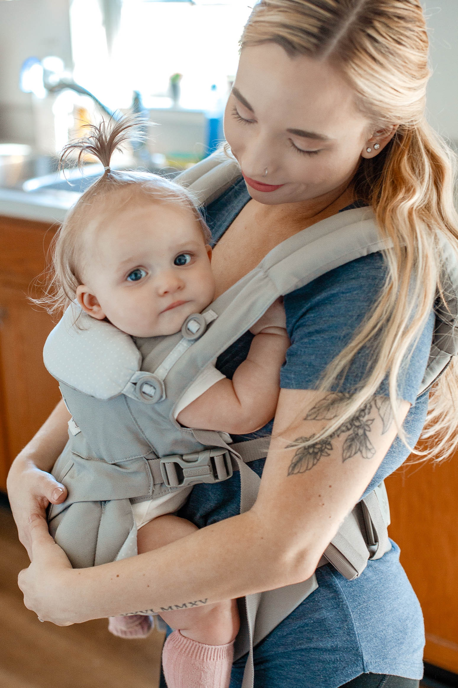 Ergobaby Omni 360 Antimicrobial Baby Carrier