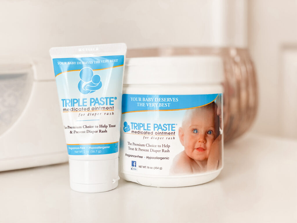 Mom Knows Best: Triple Paste Relief