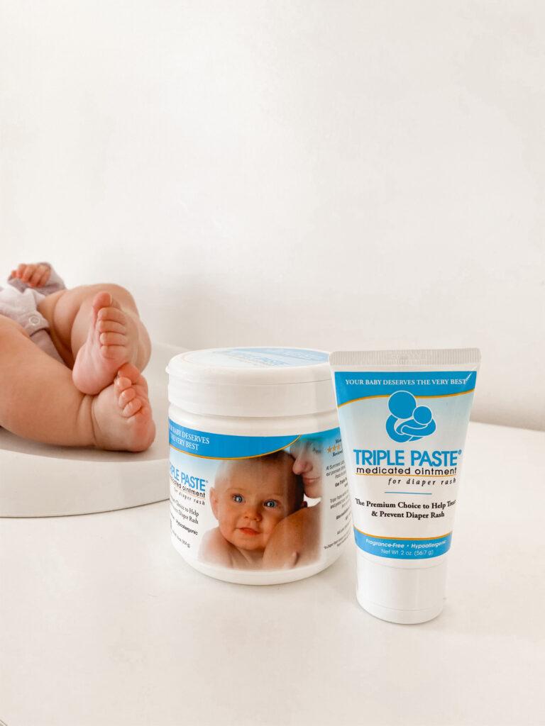 Triple Paste Diaper Ointment