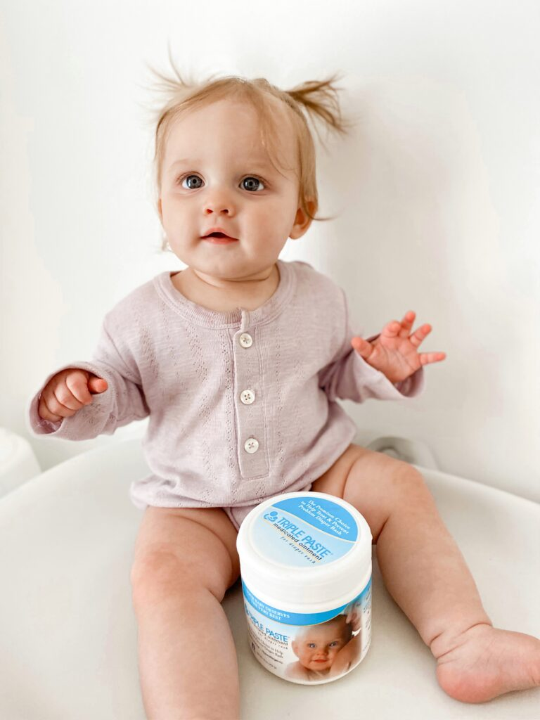 Diaper Rash Relief For Babies