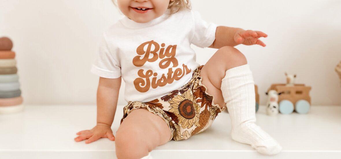 Surprise! Baby #2 + First Trimester Recap